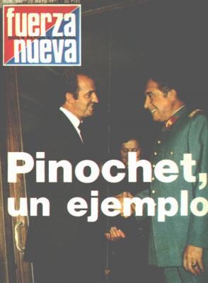Fallece en Chile el Criminal Dictador PINOCHET  -  10 de Diciembre del 2006