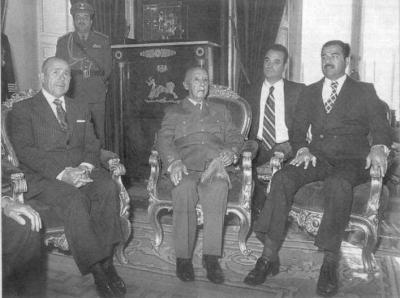 España debe salvar de la horca a Sadam Hussein